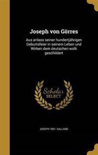 GER-JOSEPH VON GORRES