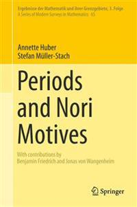 Periods and Nori Motives