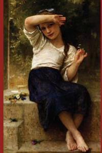 """Marguerite"" by William-Adolphe Bouguereau - 1903: Journal (Blank / Lined)"