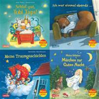 Maxi-Pixi-Serie Nr. 41: 4er Bundle: Gute Nacht
