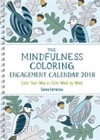 The Mindfulness 2018 Coloring Calendar