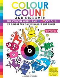 Colour Count and Discover: The Colour Wheel and Cmy Colour