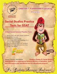 Social Studies Practice Tests for Gsat