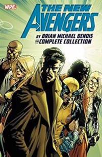 The New Avengers by Brian Michael Bendis 6