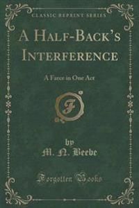 A Half-Back's Interference