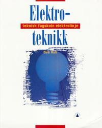 Elektroteknikk; teknisk fagskole elektrolinje