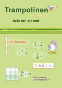 Trampolinen - Bråk och procent