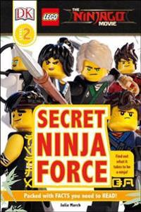 DK Readers L2: The Lego(r) Ninjago(r) Movie: Secret Ninja Force