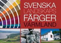 Svenska landskapsfärger Värmland