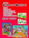 Ik Hou Van Hundertwasser Kleurboek Geinspireerd Door de Fantastic Art Style Van Friedensreich Hundertwasser Originele Tekeningen Door Surrealistische