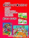 Jeg Elsker Hundertwasser Coloring Book Inspirert AV Den Fantastic Art Stil AV Friedensreich Hundertwasser Originale Tegninger AV Surrealist Artist Gra