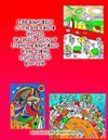 I Love Hundertwasser Coloring Book in Hebrew Inspired by the Fantastic Art Style of Friedensreich Hundertwasser Original Drawings by Surrealist Artist