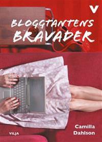Bloggtantens bravader (Ljudbok/CD + bok)