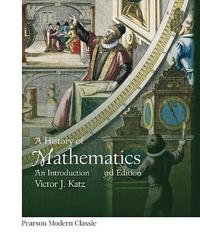 History of Mathematics, a (Classic Version)