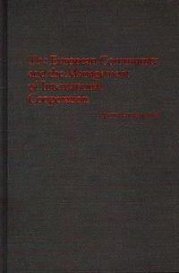 The European Community and Management of International Cooperation
