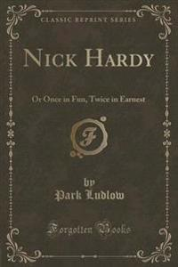 Nick Hardy
