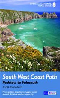 South west coast path: padstow to falmouth - from golden beaches to rugged
