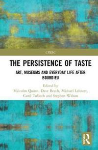 The Persistence of Taste