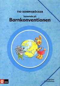 Kompisar Kompisböcker baserade på Barnkonventionen, 10 titlar