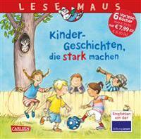 LESEMAUS Sonderbände: Kinder-Geschichten, die stark machen