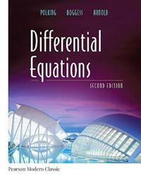 Differential Equations (Classic Version)