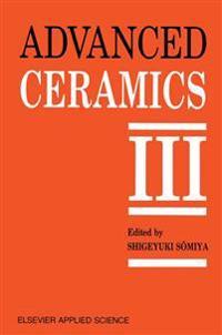 Advanced Ceramics III