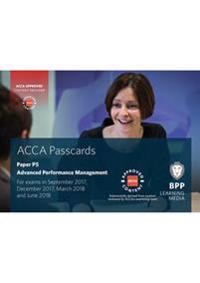 Acca p5 advanced performance management - passcards