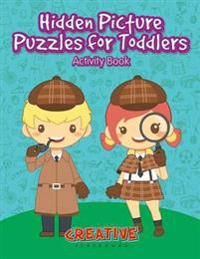 Hidden Picture Puzzles for Toddlers Activity Book