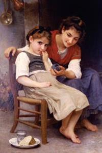 """Little Sulky"" by William-Adolphe Bouguereau - 1888: Journal (Blank / Lined)"
