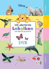 Mit allerførste leksikon med Peter Plys og vennerne - dyr