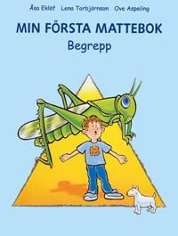 Min första mattebok Begrepp