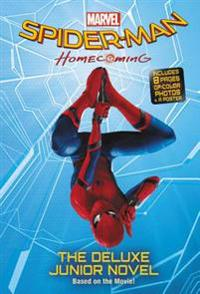 Spider-Man: Homecoming: The Deluxe Junior Novel