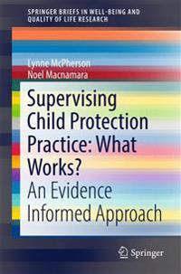 Supervising Child Protection Practice
