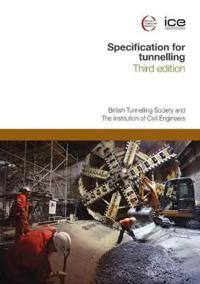 Specification for Tunnelling Third edition