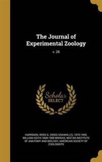 JOURNAL OF EXPERIMENTAL ZOOLOG