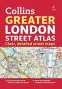 Collins Street Atlas Greater London