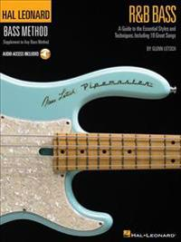 R&B Bass [With CD (Audio)]