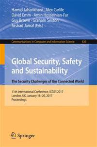 Global Security, Safety and Sustainability