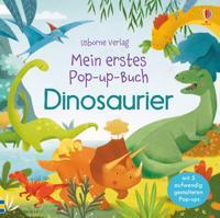 Mein erstes Pop-up-Buch: Dinosaurier