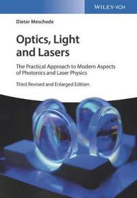Optics, Light, and Lasers
