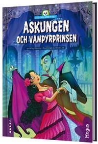 Askungen och vampyrprinsen (BOK+CD)