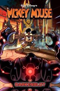 Mickey Mouse Darkenblot