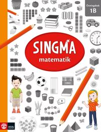 Singma matematik 1B Övningsbok