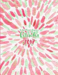 Budget Planner Organizer Calendar 2017 (6x9): (8.5x11 Budget Book)
