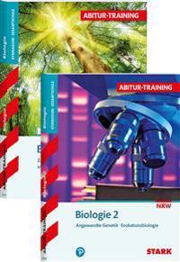 Abitur-Training - Biologie 1+2 NRW Vorteilspaket 54707 + 54708
