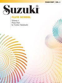 Suzuki Flute School, Volume 1: Piano Part