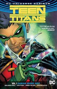 Teen Titans Vol. 1 Damian Knows Best (Rebirth)