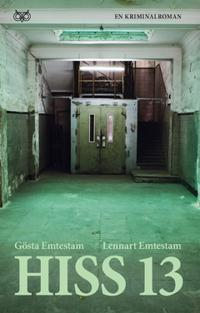 Hiss 13 : En kriminalroman