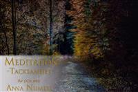Meditation - Tacksamhet