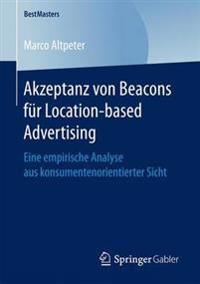 Akzeptanz Von Beacons F r Location-Based Advertising